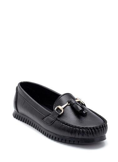 Derimod Kadın Loafer (210) Casual Siyah